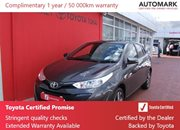 2020 Toyota Yaris 1.5 Xs Auto For Sale In Cape Town