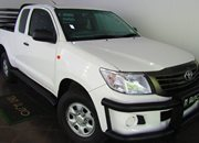 2015 Toyota Hilux 2.5D-4D Xtra cab SRX For Sale In Pretoria