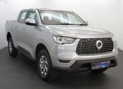 2021 GWM P Series 2.0TD double cab SX For Sale In Joburg East