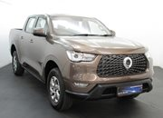 2021 GWM P Series 2.0TD double cab DLX auto For Sale In Joburg East