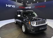 2016 Jeep Renegade 1.4T Limited For Sale In Joburg East