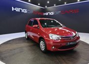 2013 Toyota Etios 1.5 XS 5Dr For Sale In Joburg East