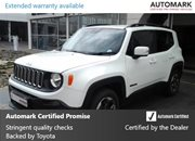 2017 Jeep Renegade 1.6 E-TORQ LONGITUDE For Sale In Joburg East