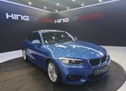 2014 BMW 220d Coupe Modern Auto (F22) For Sale In Joburg East