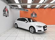 2017 Audi A3 Sportback 2.0TFSI Auto For Sale In Pretoria North