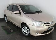 2016 Toyota Etios 1.5 XS 5Dr For Sale In Pretoria