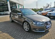 2011 Audi A3 Sportback 1.8T FSi Ambition S-Tronic For Sale In Durban