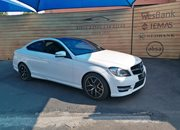 2014 Mercedes-Benz C180 BE Coupe Auto For Sale In Joburg South