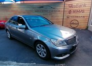 2011 Mercedes-Benz C180 Auto For Sale In Joburg South