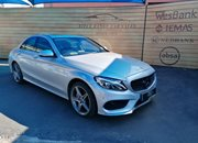 2015 Mercedes-Benz C180 AMG Sports Auto For Sale In Joburg South