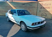 1991 BMW 520i Auto (E12-8) For Sale In Joburg South
