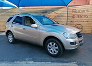 2005 Mercedes-Benz ML350 Auto For Sale In Joburg South