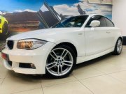 Used BMW 125i Coupe Sport Auto Gauteng