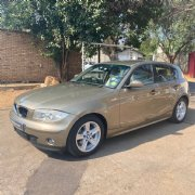 Used BMW 118i 5-door Gauteng