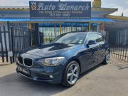 Used BMW 116i 3Dr Urban (F20) Western Cape
