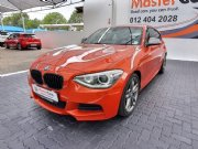 2015 BMW M135i Sports-Auto 3Dr (F21) For Sale In Gezina