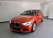 2014 BMW 120d 5Dr M Sport Auto (F20) For Sale In Somerset West