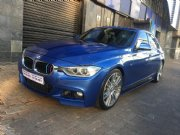Used BMW 320i 40 Year Edition Auto Gauteng
