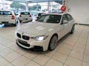 Used BMW 320d M Sport A/T (F30) Western Cape