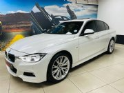 2016 BMW 320i 40 Year Edition Sports Auto For Sale In Benoni