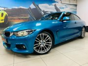 Used BMW 420i M Sport Auto Coupe (F32) Gauteng