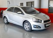 2012 Chevrolet Sonic 1.6 LS Auto For Sale In Cape Town