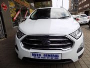 2020 Ford EcoSport 1.5TDCi Ambiente For Sale In Johannesburg CBD