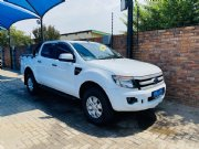 2014 Ford Ranger 2.2 TDCi XLS 4X4 Double Cab For Sale In Pretoria