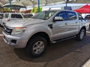 Used Ford Ranger 3.2 TDCi XLT 4X4 Double Cab Auto Gauteng
