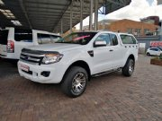 2013 Ford Ranger 3.2 SuperCab 4x4 XLS For Sale In Vereeniging
