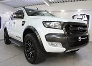 2017 Ford Ranger 3.2 TDCi Double Cab Hi-Rider Wildtrak Auto For Sale In Cape Town