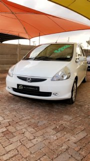 Used Honda Jazz 1.5i Gauteng