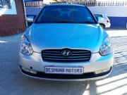 Used Hyundai Accent 1.6 3Dr Gauteng