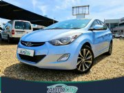 2012 Hyundai Elantra 1.6 GLS For Sale In Cape Town