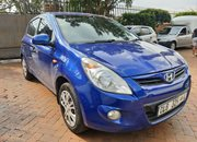 2012 Hyundai i20 1.4 Fluid For Sale In Johannesburg