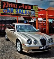 2003 Jaguar S Type 4.2 V8 Auto For Sale In Pretoria