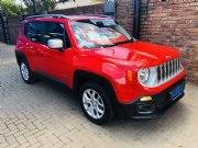 Used Jeep Renegade 1.4T Limited Gauteng