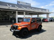 2011 Jeep Wrangler 3.8 Sahara 2Dr Auto For Sale In Nelspruit