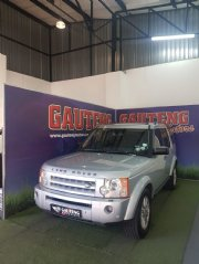 Used Land Rover Discovery 3 TdV6 HSE Auto Gauteng