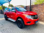 2013 Mazda BT-50 2.2 TDi High Power SLX P-U D-C For Sale In Pretoria