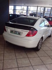 Used Mercedes-Benz C230K Coupe Northwest Province