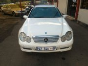 Used Mercedes-Benz C230K Coupe Gauteng