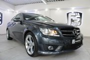 Used Mercedes-Benz C180 BE Coupe Auto Western Cape