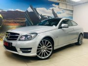 Used Mercedes-Benz C180 BE Coupe Edition C Auto Gauteng
