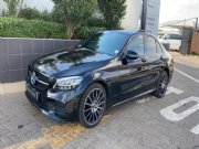 Used Mercedes-Benz C300 AMG Line Gauteng