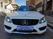 Used Mercedes-Benz C250 BlueTec Estate AMG Sports Auto Gauteng
