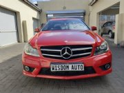 Used Mercedes-Benz C180 Coupe Auto Gauteng