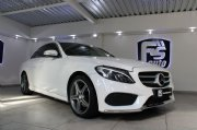 2014 Mercedes-Benz C220 Bluetec AMG Sports Auto For Sale In Cape Town