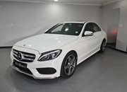 2016 Mercedes-Benz C200 AMG Line Auto For Sale In Somerset West