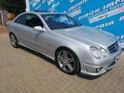Used Mercedes-Benz CLK63 AMG Coupe Gauteng